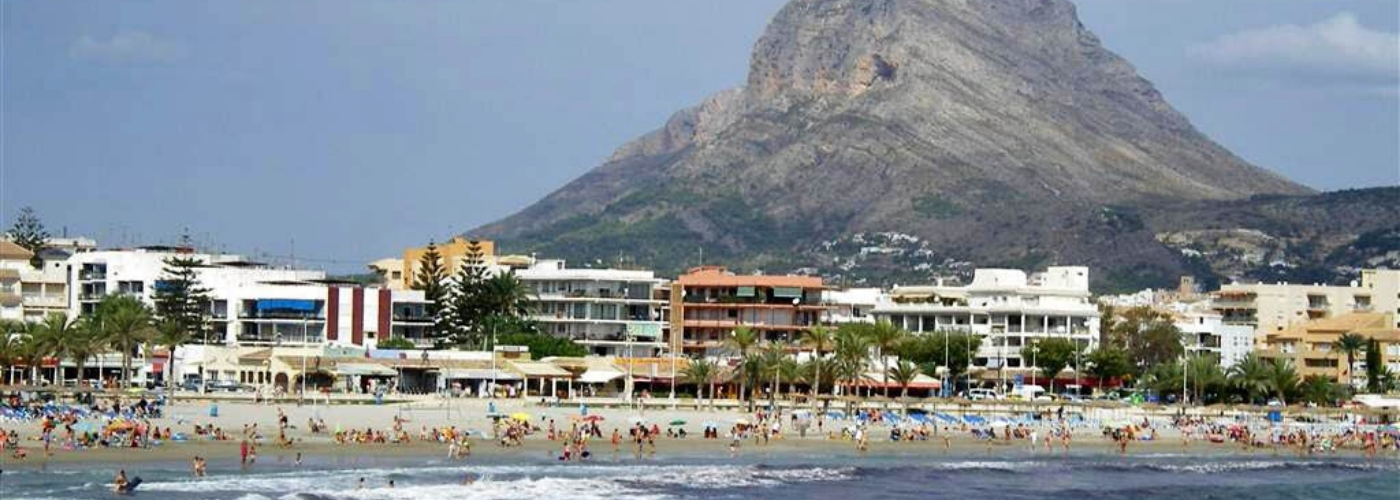 Arenal Strand Javea