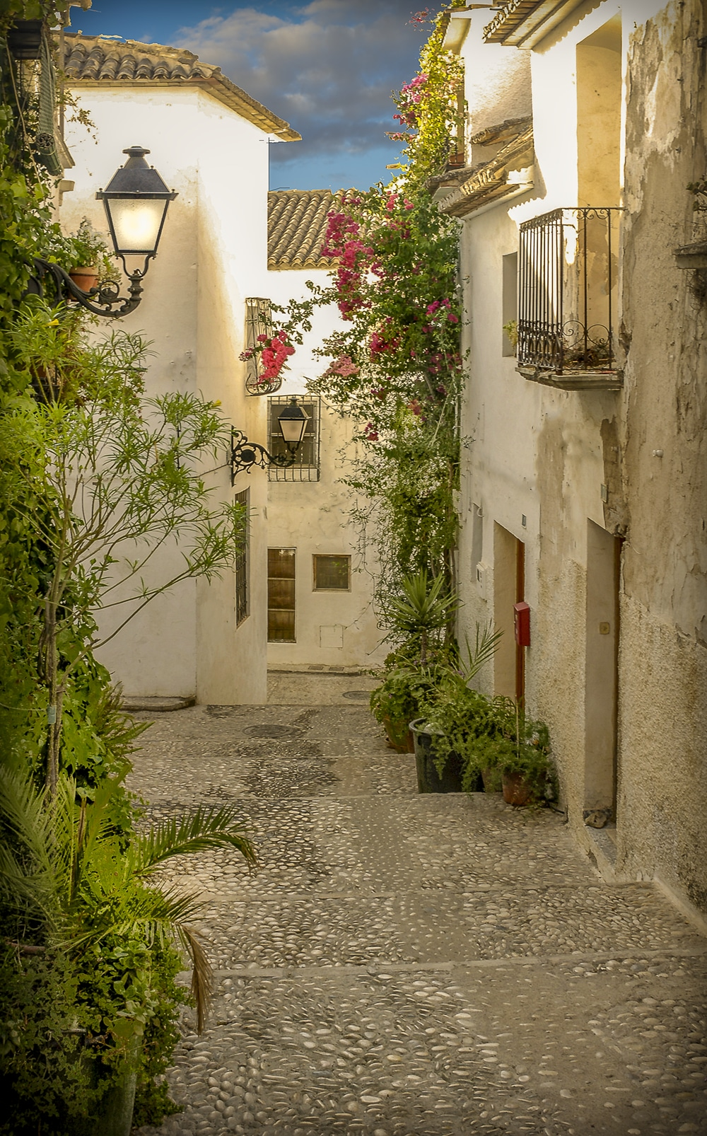 About Altea Old Town Spain