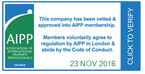 We are Approved Members of the AIPP