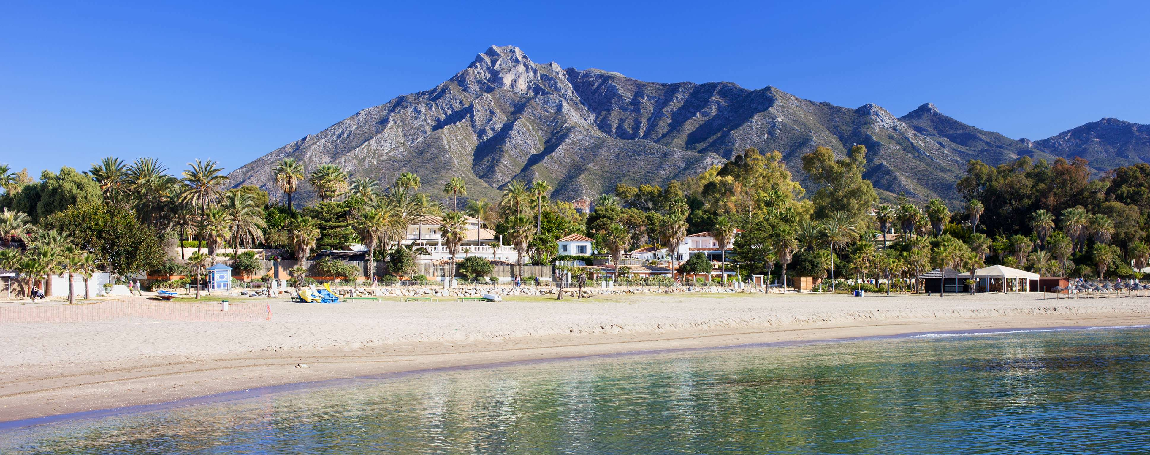 Area Guide: Marbella