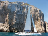 Catamaran Day At Sea Costa Blanca