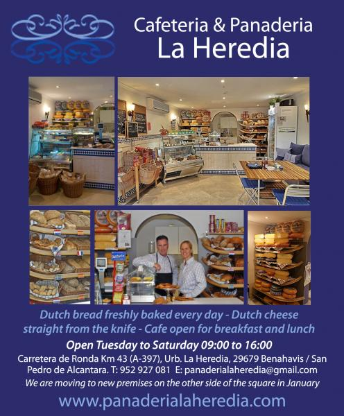 Bakery In La Heredia Goes From Strength To Strength