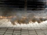 exhaust black smoke