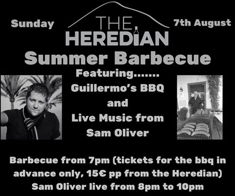 Summer BBQ At The Heredian