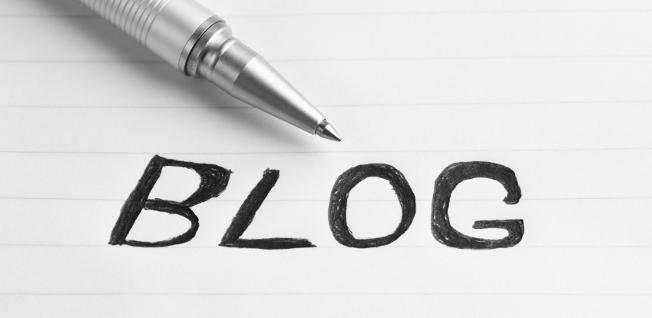 A blog about blogs