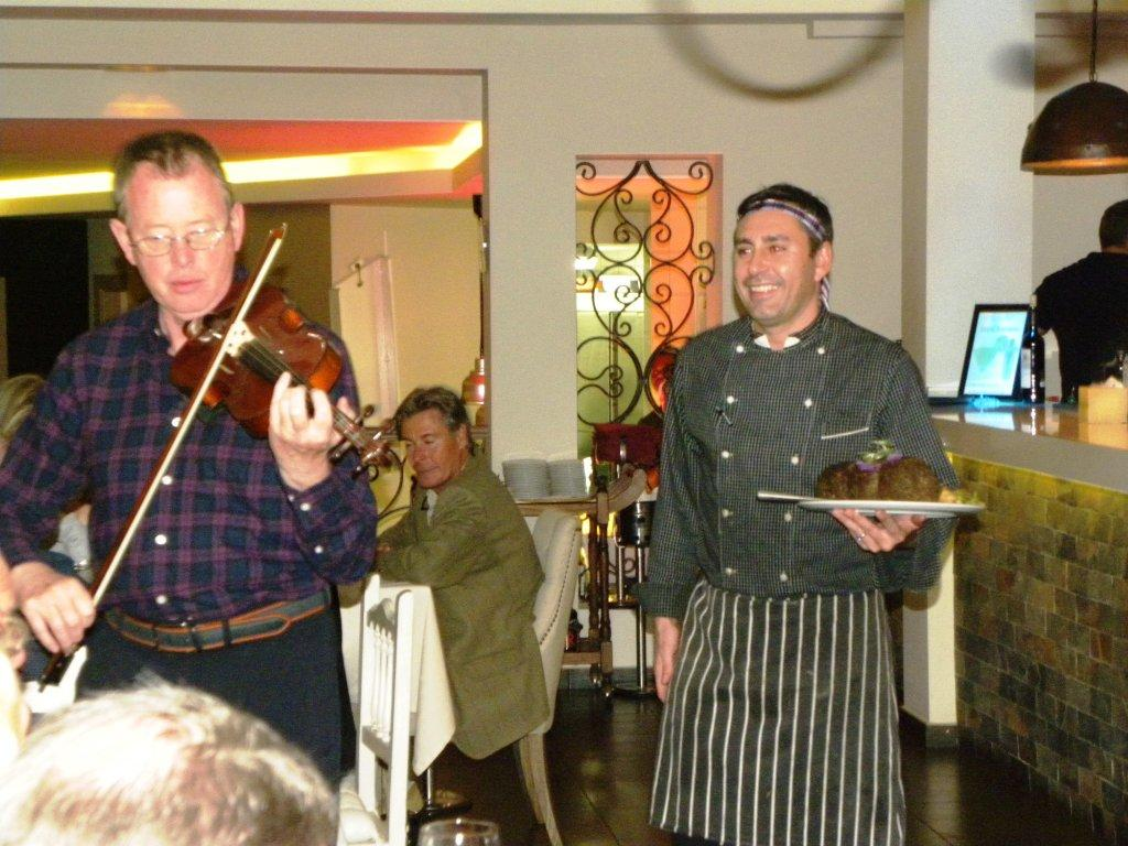 Burns Night - January 25th - La Casita Restaurante