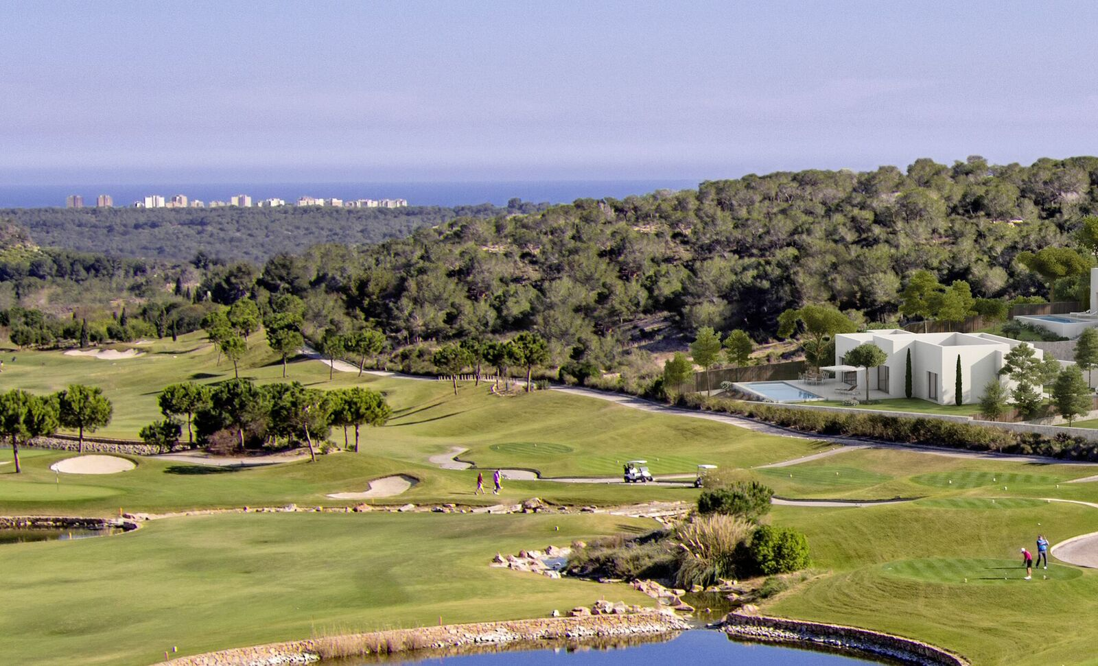 Las Colinas golf and country club