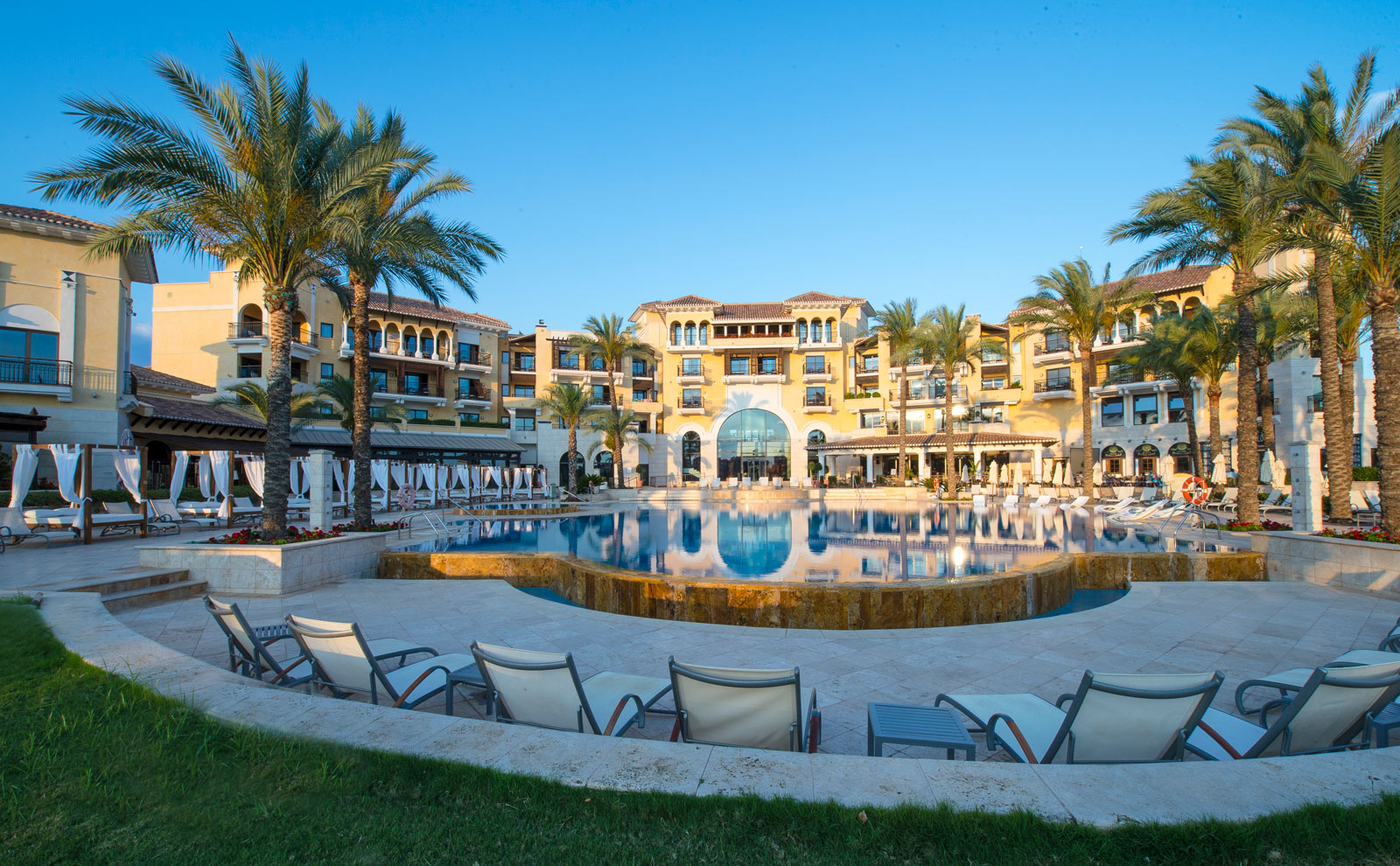 Mar Menor golf resort