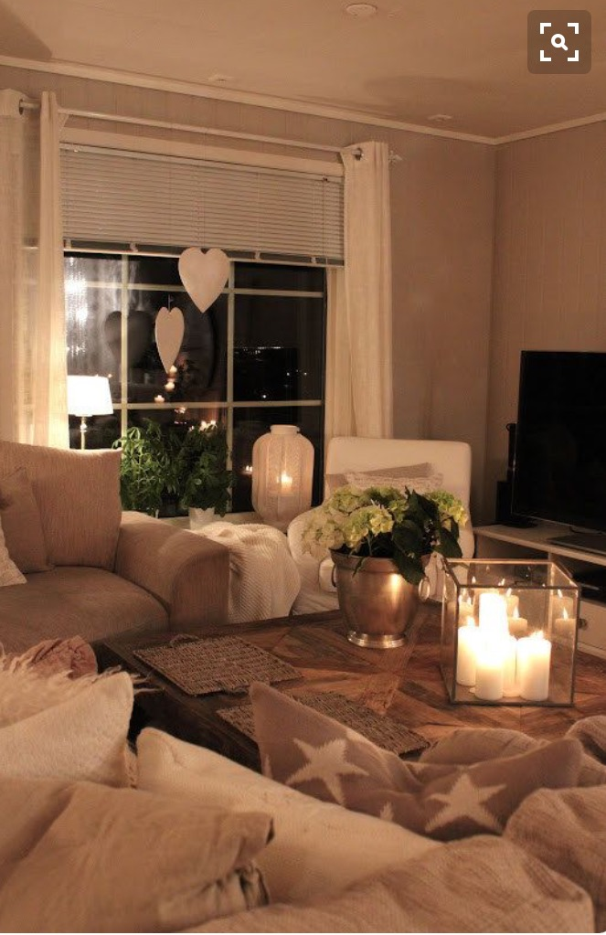 Ten ways to make your home cosy