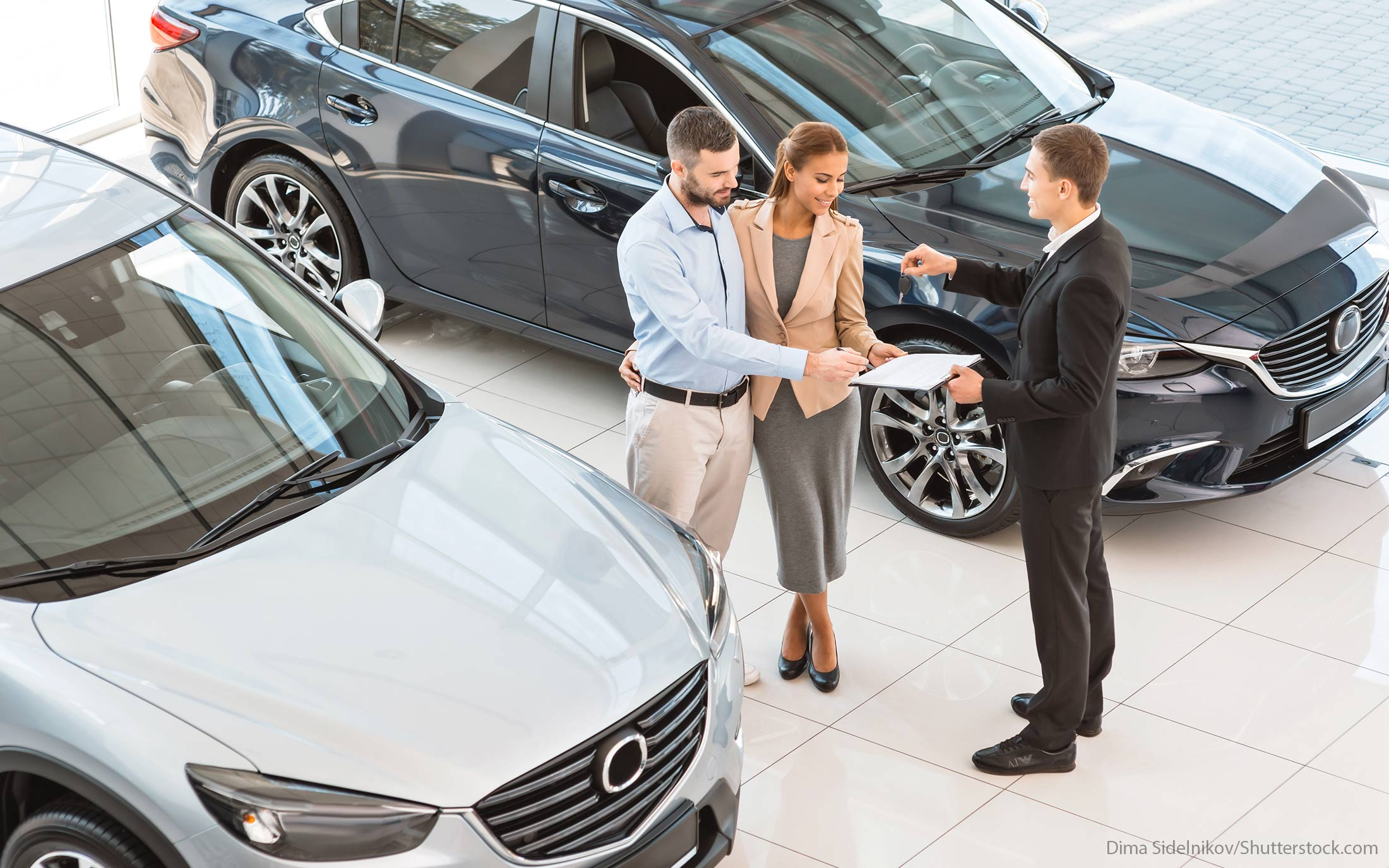 Buying a vehicle in Spain