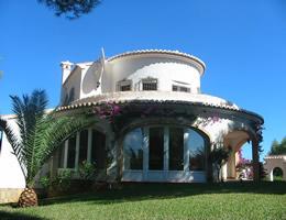 Javea Villa to rent
