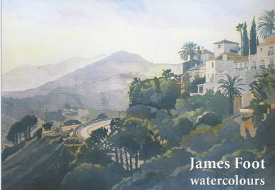 James Foot Watercolour Exhibition