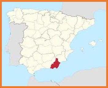 Where is Almeria?