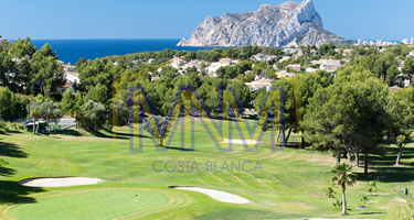 moraira golf course mnm costa blanca