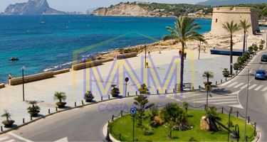 moraira town property for sale mnm costa blanca