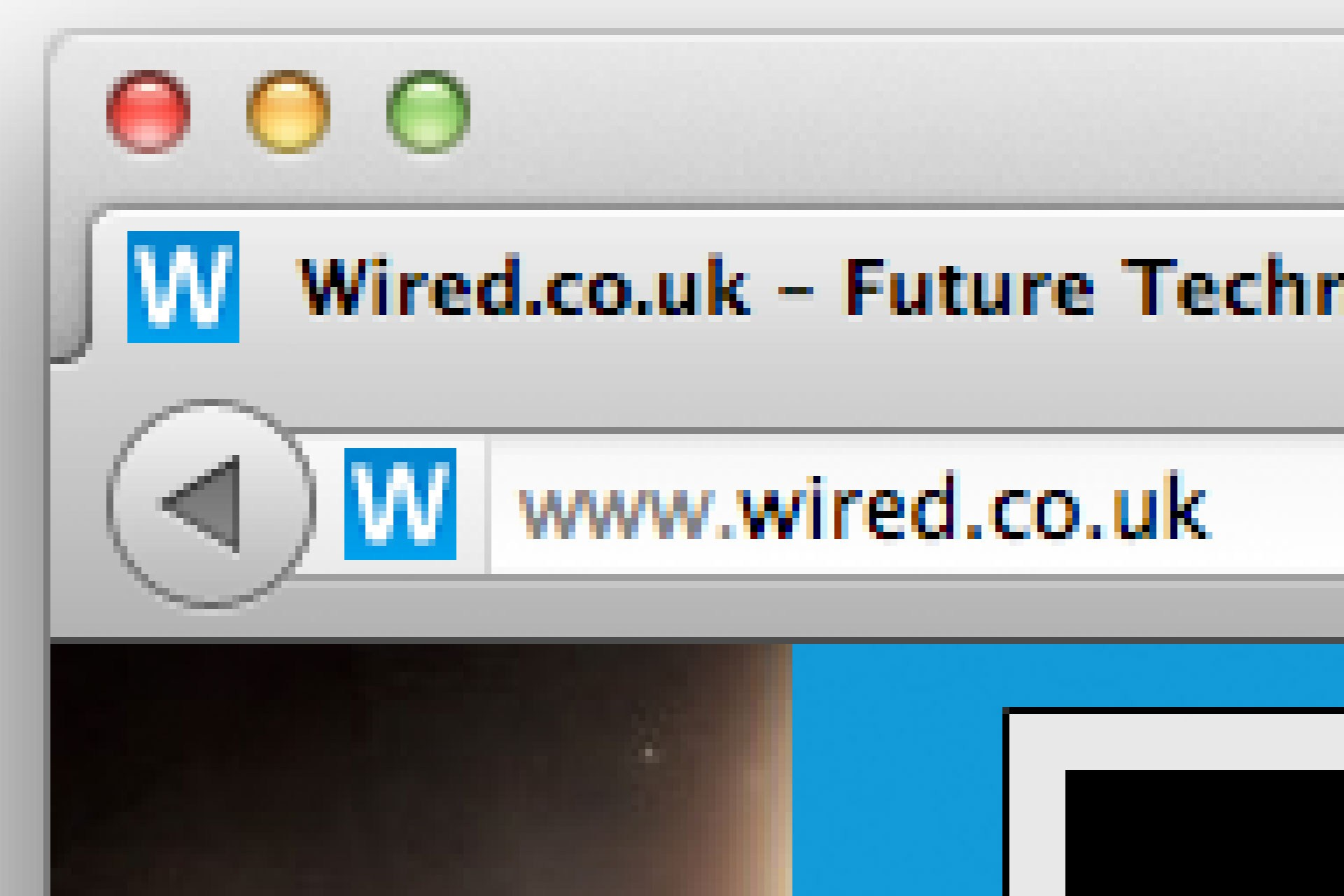 Favicon with UltraIT